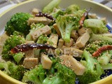 Broccoli and Tofu Salad