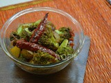 Broccoli Stir Fry ( Doing it the Odia way!!)