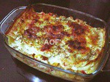Easy Chicken Lasagna