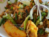 Fish Head Masala ( Fish Head cooked in Typical Punjabi Style )