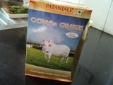 Patanjali Cow's Ghee Review