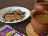 Product Review : Saby' Barbee Benefit Chai Masala