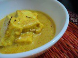 Shahi Paneer ( a Truly Royal treat for the taste-buds)