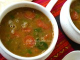 Vegan Red Lentils Soup