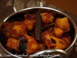 Ala Badun - Sri Lankan Spicy Potatoes & Onions