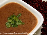 Rajma Soup / Red Kidney Bean Soup