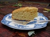 French cake a week – quatre-quarts aux amandes