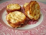 Mashed potato popovers