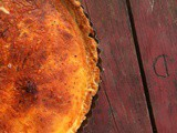 Membrillo and Manchego Tart