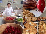 Ozlem's Turkish Table Cookery Book – in the making