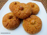 Sekerpare; Tender and Moist Turkish Semolina Cookies in Syrup