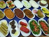 Turkish Mezze Feast to Recreate at Home
