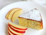 Apple Cake-Fresh Apple Cake Recipe