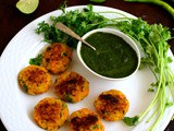 Aval Cutlet-Poha Tikki Recipe-Easy Poha Recipes