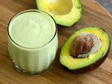 Avocado Milkshake Recipe-Butter Fruit Milkshake