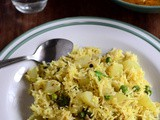 Bottle Gourd Rice-Lauki Pulao Recipe-Sorakkai Rice-Healthy One Pot Meal