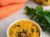 Carrot Chutney Recipe-Carrot Chutney without Coconut