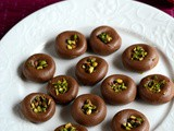Chocolate Peda Recipe-Chocolate Milk Peda-Diwali Sweets for Kids