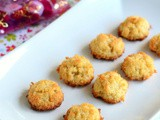 Coconut Macaroons Recipe-Easy Christmas Recipes