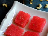 Corn Flour Halwa-Karachi Halwa Recipe-Easy Halwa Recipe