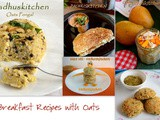 Easy Oats Recipes-30 Oats Recipes For Breakfast-Lunch-Dinner
