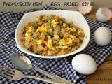 Egg Fried Rice-Easy Egg Fried Rice Recipe