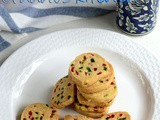 Eggless Tutti Frutti Cookies-Karachi Biscuits-Fruit Cookies Recipe