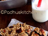 Homemade Granola Bars-Easy Granola Bars Recipe