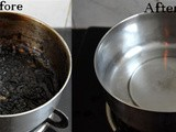 How to Clean Burnt Pots and Pans-Tips to Clean Burnt Stainless Steel Pan