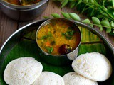 How to make Idli Dosa Batter in Mixie-Soft Idlis in Mixie