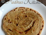 Lacha Paratha Recipe-How to make Lachha Paratha