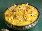 Moong Dal Halwa-Rajasthani Moong Dal Ka Halwa Recipe Step by Step