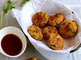 Oats Cutlet Recipe-Easy Snacks with Oats