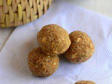Oats Laddu Recipe-How to make Oats Nuts Ladoo (balls)