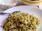 Panchratna Dal Khichdi Recipe-Simple Khichdi in Pressure Cooker