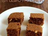 Parle-g Biscuit Cake-Quick Biscuit Cake Recipe-Hide and Seek Eggless Steamed Biscuit Cake