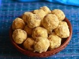 Payaru Ulundu Urundai-Payatham Maavu Ulundu Laddu-Easy Diwali Sweets Recipes