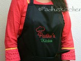 Personalized Aprons from Perfico-a Review