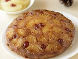 Pineapple Upside Down Cake Recipe-Easy Pineapple Upside Down Cake from scratch
