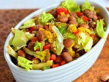 Pinto Bean Salad-Easy Salad Recipes