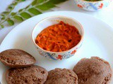 Ragi Idli Recipe-Soft Finger Millet Idli Recipe