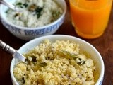 Rava Upma Recipe-How to make Upma-Quick Breakfast Recipes