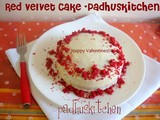 Red Velvet Cake Recipe-Red Velvet Cake with cream cheese frosting