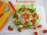 Salad Recipes Indian-Vegetarian Salad recipes-Healthy recipes