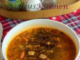 Tomato Chickpea Quinoa Soup-Vegetables Chickpea Quinoa Soup Recipe