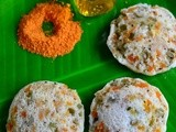 Vegetable Idli Recipe-Kid's Breakfast Recipe