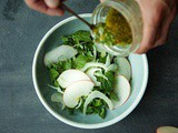 Fennel, Apple & Watercress Salad