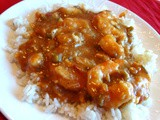 Cajun Shrimp and Crabmeat Étouffée, a Taste of nola