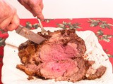 Christmas Eve Prime Rib ~ Merry Christmas