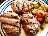 Grilled Pork Medallions